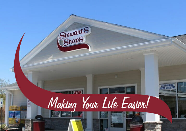making your life easier, stewarts storefront