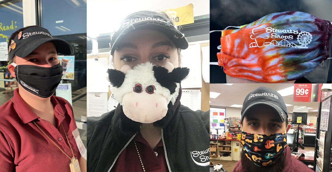 partners in creative masks