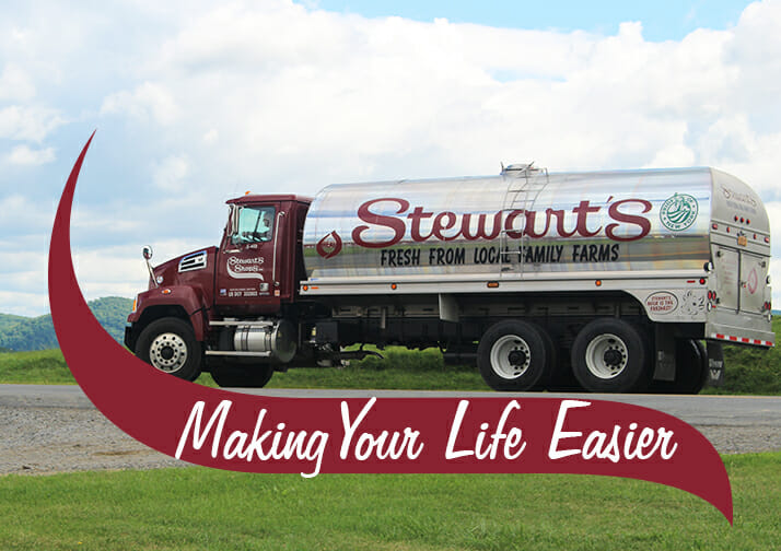 Making Your Life Easier truck