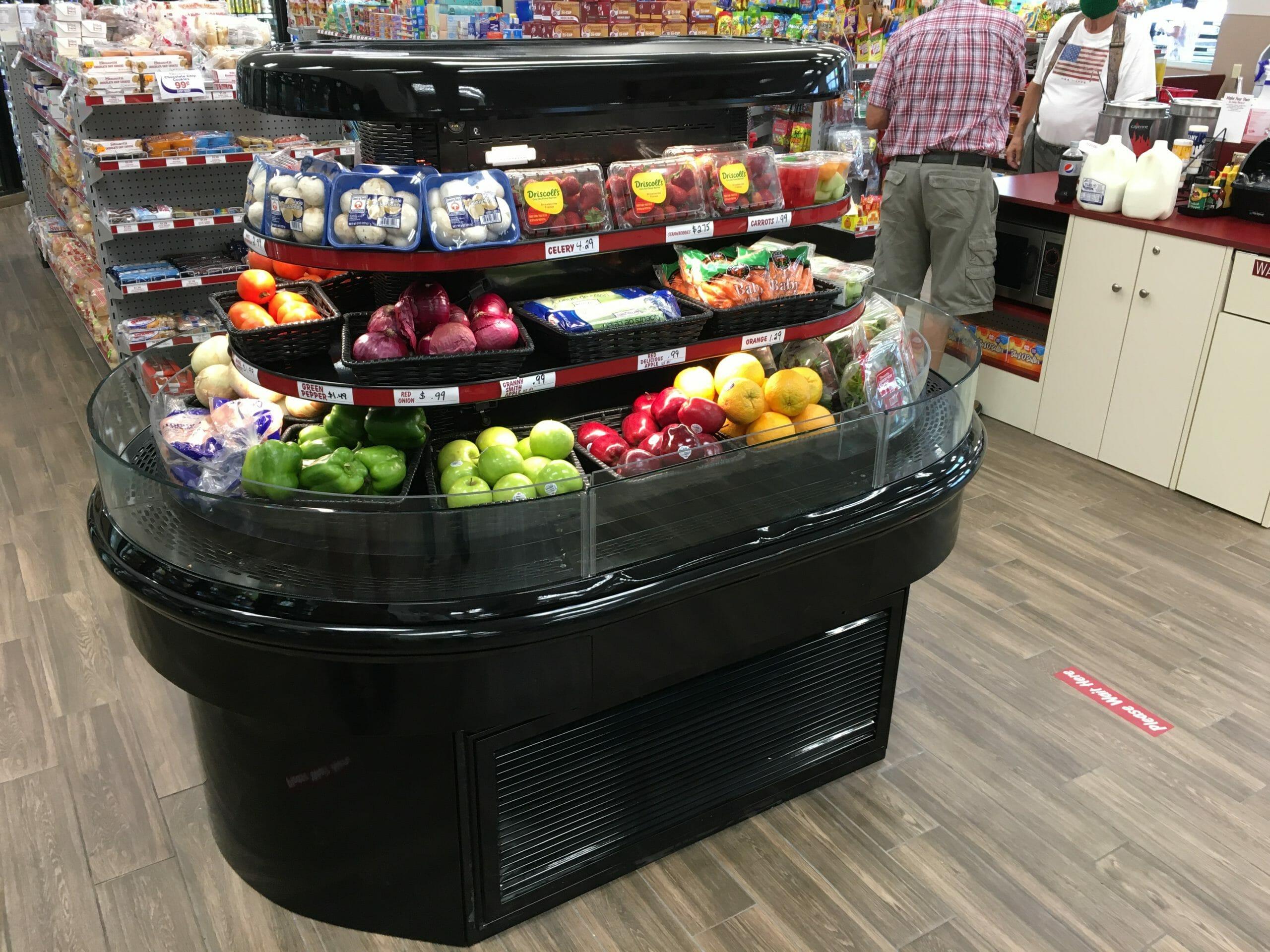 produce cooler