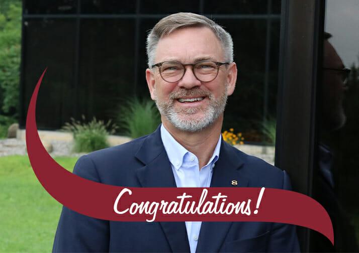 Congratulations to Gary Dake