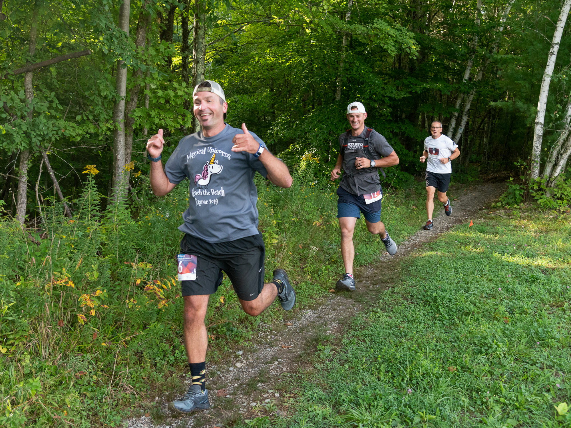 Slate valley trail runners