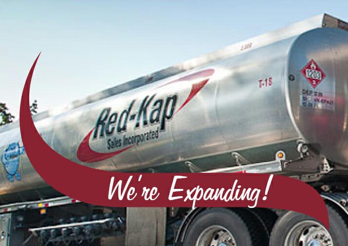 Red Kap Expansion