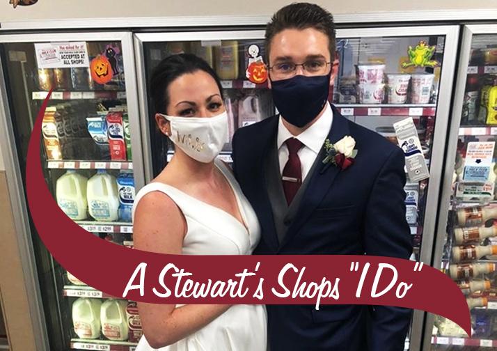 a stewart's shops i do couple
