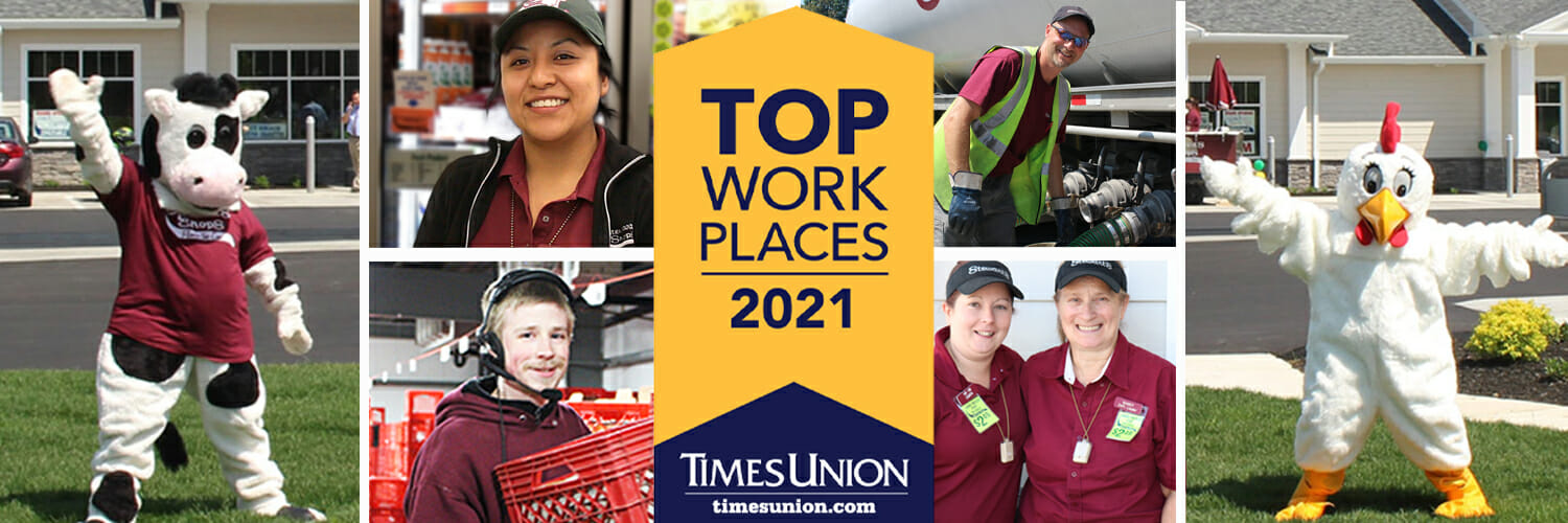 top workplace 2021