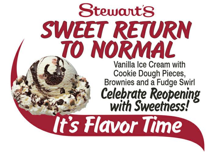 Sweet Return to Normal