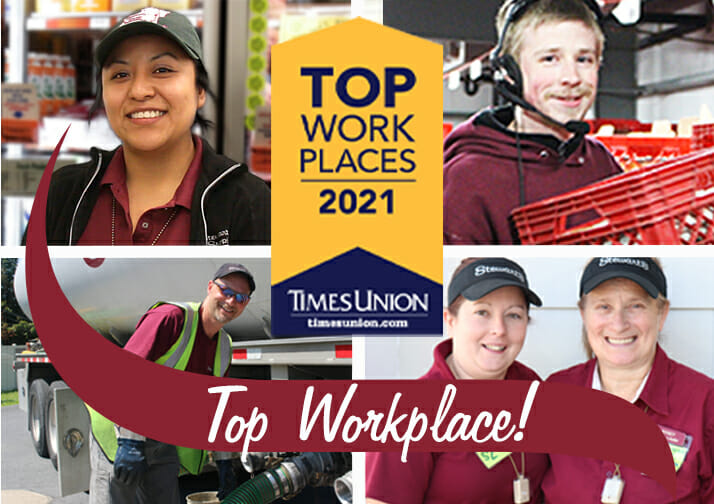 Times Union Top Workplace