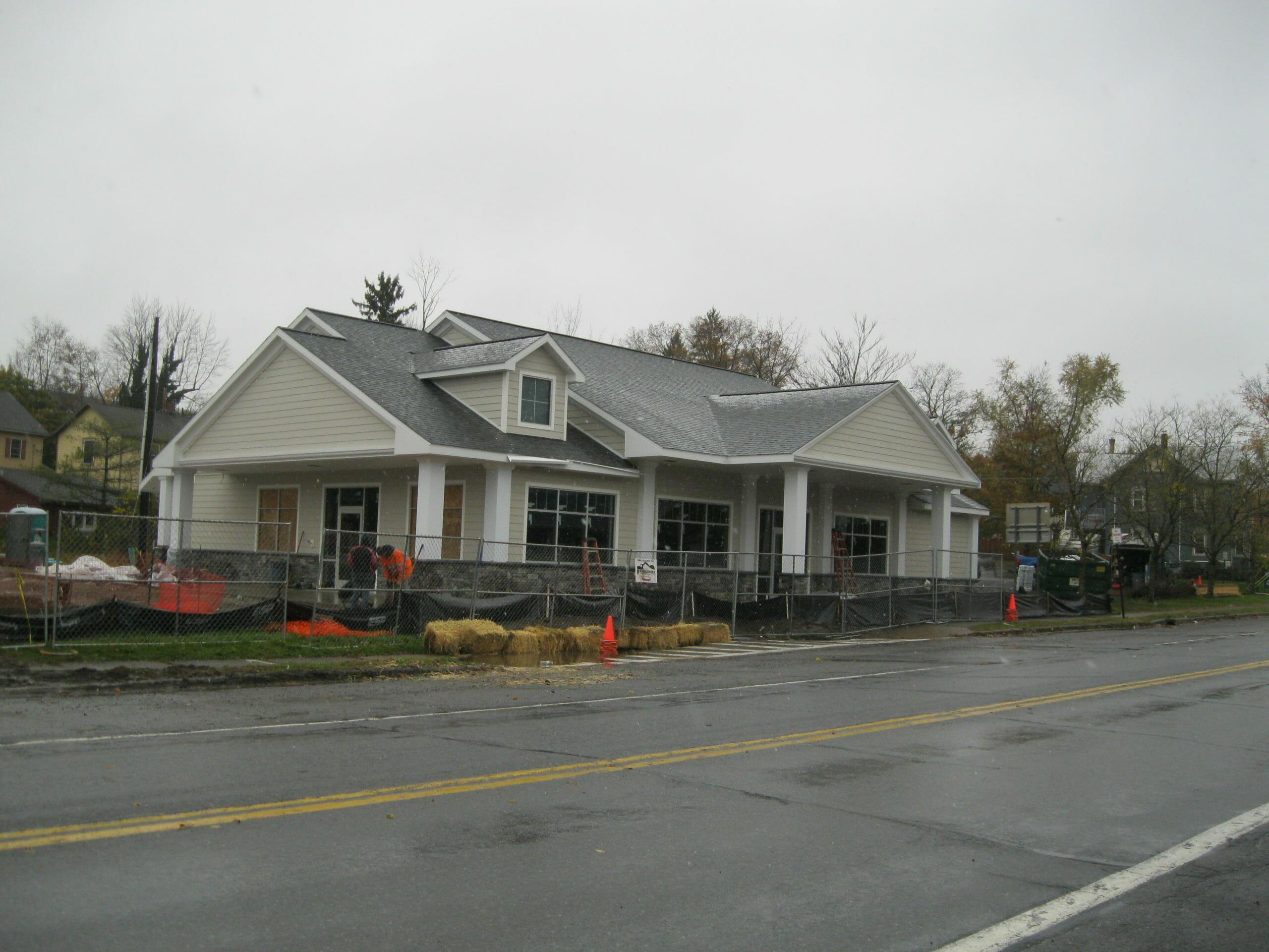 new paltz stewarts shop construction progress photos