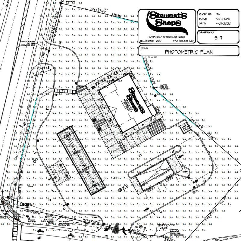 Photometric Plan Image