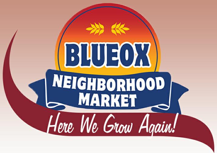 Blueox logo