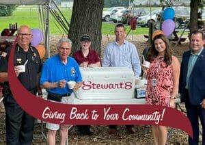 Stewart's Shops at the Safe Summer Bike Program