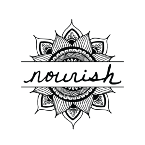 Nourish Design Logos