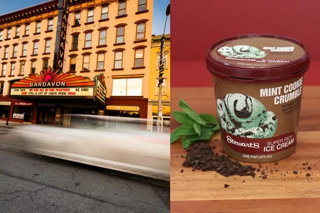 Mint Cookie Crumble The Bardavon Poughkeepsie