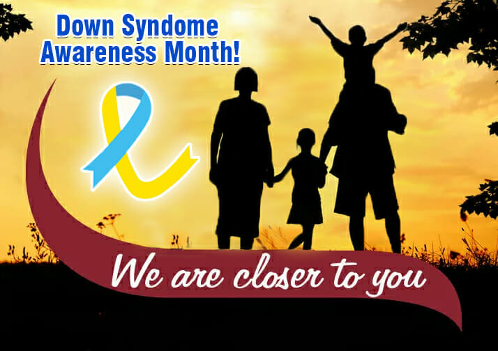 Down Syndrome Awareness Month!